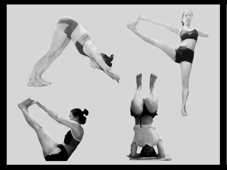 yoga poses kf